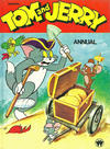 Cover for Tom and Jerry Annual (World Distributors, 1967 series) #1983