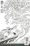 Cover Thumbnail for Aquaman (2011 series) #48 [Adult Coloring Book Cover]