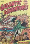 Cover for Gigantic Adventures (Yaffa / Page, 1965 series) #10