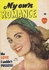 Cover for My Own Romance (Superior Publishers Limited, 1949 series) #15