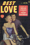 Cover for Best Love (Superior Publishers Limited, 1949 series) #35