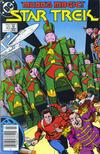 Cover Thumbnail for Star Trek (1984 series) #40 [Newsstand]