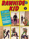 Cover for Rawhide Kid (Horwitz, 1955 ? series) #10