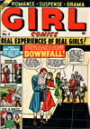 Cover for Girl Comics (Bell Features, 1949 series) #7