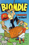 Cover for Blondie (Semic, 1980 series) #2/1985