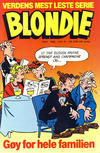 Cover for Blondie (Semic, 1980 series) #6/1985
