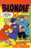 Cover for Blondie (Semic, 1980 series) #7/1985