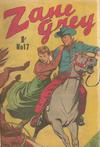 Cover for Zane Grey (Atlas, 1956 series) #17