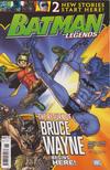 Cover for Batman Legends (Titan, 2007 series) #46
