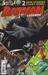 Cover for Batman Legends (Titan, 2007 series) #48