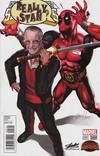 Cover for Deadpool's Secret Secret Wars (Marvel, 2015 series) #1 [Stan Lee Collectibles Exclusive Greg Horn Color Variant]
