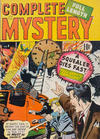 Cover for Complete Mystery Comics (Superior Publishers Limited, 1948 series) #4