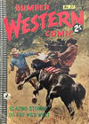 Cover for Bumper Western Comic (K. G. Murray, 1959 series) #21