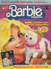 Cover for Barbie (Fleetway Publications, 1985 series) #5