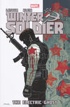 Cover for Winter Soldier (Marvel, 2012 series) #4 - The Electric Ghost