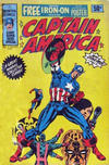 Cover for Captain America (Newton Comics, 1970 ? series) #4