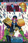 Cover for The Law of Dredd (Fleetway/Quality, 1988 series) #20