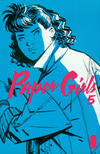 Cover for Paper Girls (Image, 2015 series) #5
