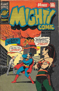 Cover Thumbnail for Mighty Comic (K. G. Murray, 1960 series) #120