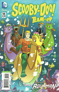 Cover Thumbnail for Scooby-Doo Team-Up (DC, 2014 series) #14 [Direct Sales]