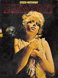 Cover Thumbnail for Hjemsøgt (Interpresse, 1981 series)