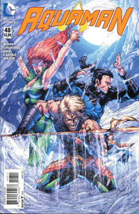 Cover Thumbnail for Aquaman (DC, 2011 series) #48 [Direct Sales]