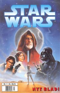 Cover Thumbnail for Star Wars (Semic Interpresse, 1996 series) #1