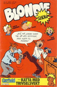 Cover Thumbnail for Blondie (Semic, 1980 series) #4/1983