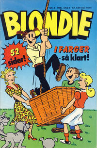 Cover Thumbnail for Blondie (Semic, 1980 series) #2/1985