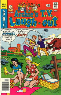 Cover Thumbnail for Archie's TV Laugh-Out (Archie, 1969 series) #52
