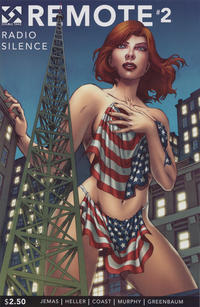 Cover Thumbnail for Remote (Double Take, 2015 series) #2