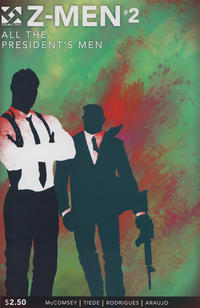 Cover Thumbnail for Z-Men (Double Take, 2015 series) #2