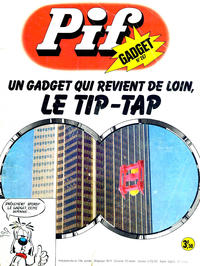 Cover Thumbnail for Pif Gadget (Éditions Vaillant, 1969 series) #267