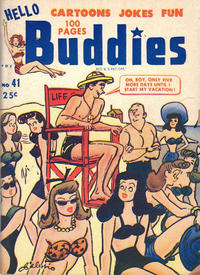 Cover Thumbnail for Hello Buddies (Harvey, 1942 series) #41