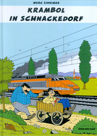 Cover Thumbnail for Krambol in Schnackedorf (Edition Nord Alsace, 2003 series)