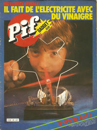 Cover Thumbnail for Pif Gadget (Éditions Vaillant, 1969 series) #608