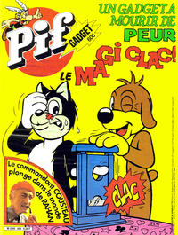 Cover Thumbnail for Pif Gadget (Éditions Vaillant, 1969 series) #606