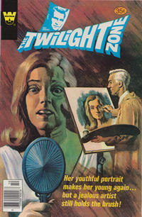 Cover Thumbnail for The Twilight Zone (Western, 1962 series) #87 [Whitman]