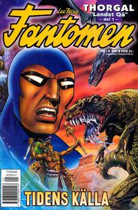 Cover Thumbnail for Fantomen (Egmont, 1997 series) #1/1999