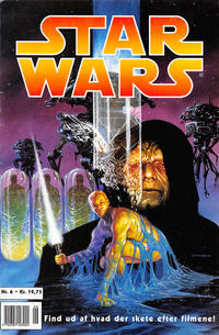 Cover Thumbnail for Star Wars (Semic Interpresse, 1996 series) #6