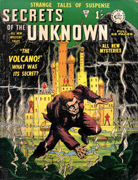 Cover Thumbnail for Secrets of the Unknown (Alan Class, 1962 series) #20