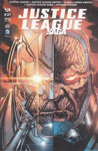 Cover Thumbnail for Justice League Saga (Urban Comics, 2013 series) #27