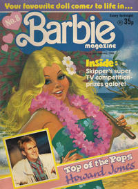Cover Thumbnail for Barbie (Fleetway Publications, 1985 series) #8