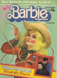 Cover Thumbnail for Barbie (Fleetway Publications, 1985 series) #9