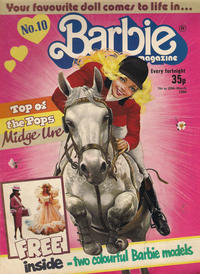 Cover Thumbnail for Barbie (Fleetway Publications, 1985 series) #10