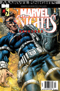 Cover Thumbnail for Marvel Knights (Marvel, 2000 series) #13 [Newsstand]