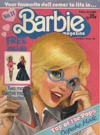 Cover Thumbnail for Barbie (Fleetway Publications, 1985 series) #11