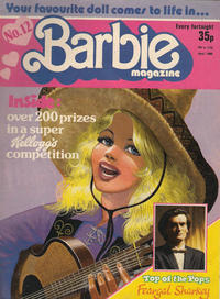 Cover Thumbnail for Barbie (Fleetway Publications, 1985 series) #12