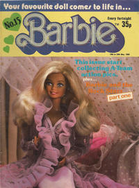 Cover Thumbnail for Barbie (Fleetway Publications, 1985 series) #15