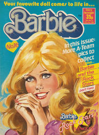 Cover Thumbnail for Barbie (Fleetway Publications, 1985 series) #16
